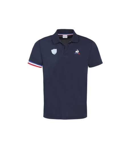 RACING 92 Polo Presentation SS Dress blue 17-18