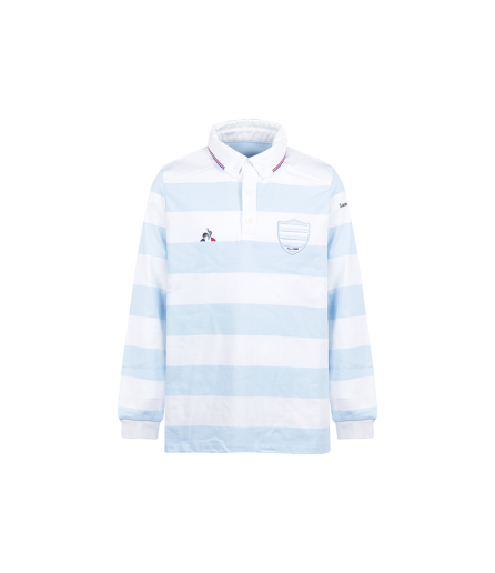 RACING 92 Polo Légende Enfant blue 17-18