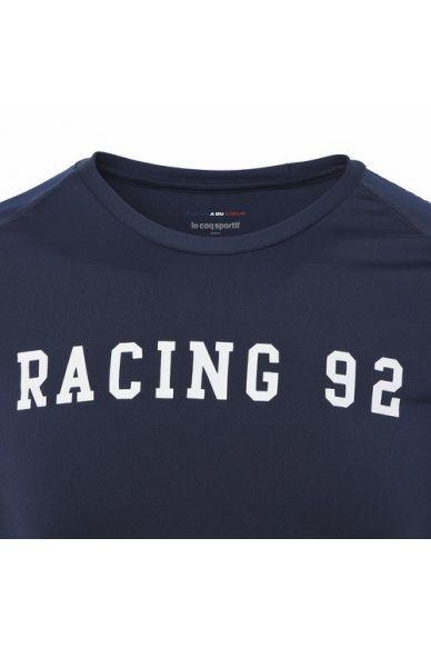 162A522: RACING 92 Training Sweat SS Eclipse