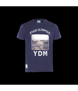 T-Shirt MC Homme Stade YDM Marine Racing 92