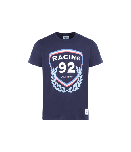 T-Shirt MC TONY RACING 92 Marine