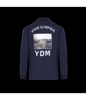 T-shirt ML Jersey Stade YDM Marine