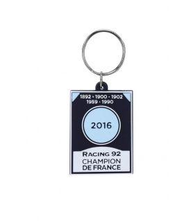 PORTE CLEF CHAMPION DE FRANCE