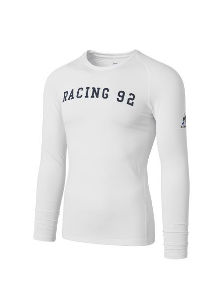 162A521: RACING 92 Training Smartlayer Blanc