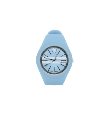 Montres Silicone Supporter Ciel