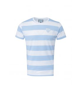 T-shirt Referee Racing 92 Sky Blue White MC..