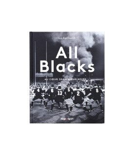 Livre ALL BLACK Ian Borthwick