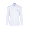 Chemise Homme Blanc Racing 92