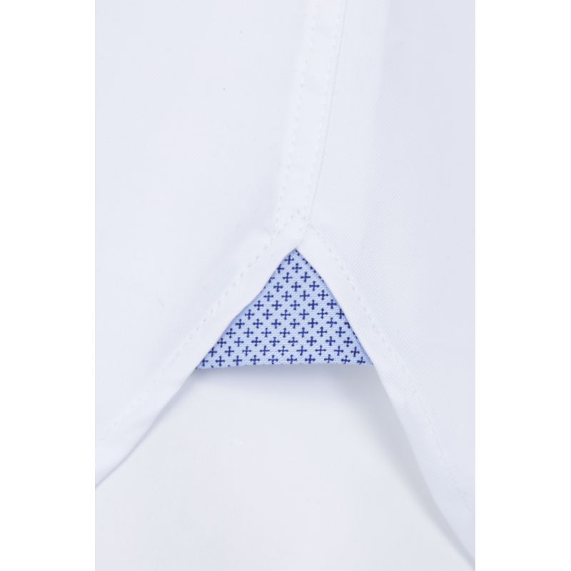 f09234ab6149 Chemise homme blanche - acheter une chemise blanche Racing 92