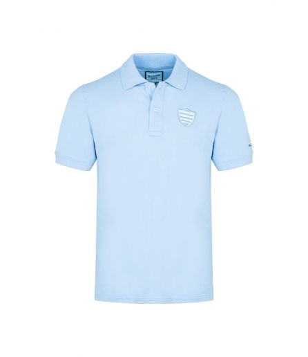 Polo MC Percy Racing 92 Sky Blue