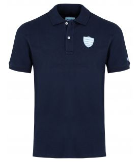 Polo MC Homme Percy marine Racing 92