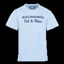 T-Shirt MC Homme RACINGMEN Ciel Racing 92