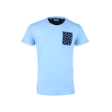 T-Shirt MC Homme Poche Ciel Racing 92
