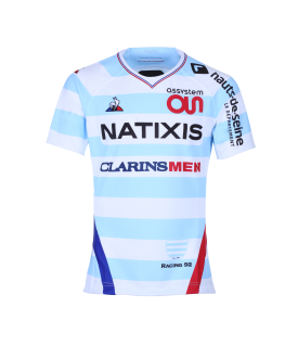 RACING 92 Maillot Pro M blue 92 18-19