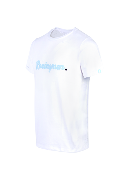 bdb47084f9ea t-shirt MC Bouclettes - acheter un t-shirt bouclette blanc Racing 92