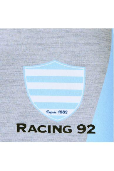RACING 92 Maillot Pro M gris chiné clair 18-19