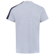RACING 92 Fanwear Tee MC gris chiné 18-19