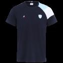 T-Shirts MC Homme marine 18-19 Racing 92 x Le Coq Sportif
