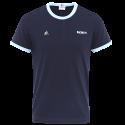 T-Shirt manches courtes Homme Marine 18-19 Racing 92 x Le Coq Sportif