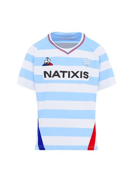 RACING 92 Maillot Replica Enfant 18-19