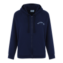 Sweat Capuche Zippé Marine RACING 92