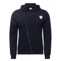 Sweat Homme Perfecto marine 18-19 Racing 92 x Le Coq Sportif