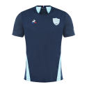 RACING 92 Fitness Tee SS M dress blue 18-19