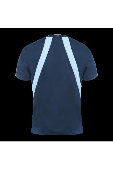 Fitness T-shirt dress blue 18-19