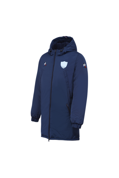 RACING 92 Training Parka dress blue 18-19