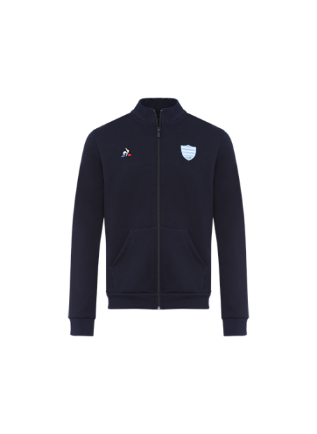 pas mal 4a4bd ee97d Veste zippé kid Racing 92 x Le Coq Sportif 18-19 - E-boutique officielle du  Racing 92