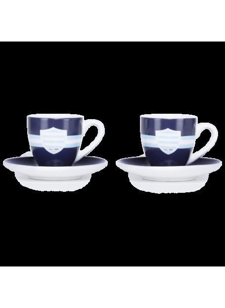 Lot de 2 tasses à café Racing 92