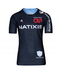 Maillot pro marine homme 19-20 Racing 92 x Le Coq Sportif