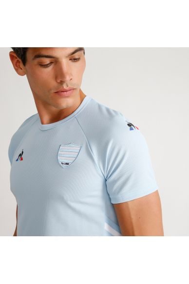 Tshirt Fitness homme 19-20 Racing 92 x Le Coq Sportif