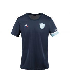 Tee shirt Fitness marine Racing 92 x Le Coq Sportif 20-21