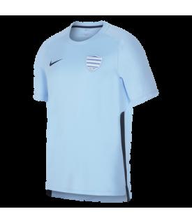 T-shirt training Homme ciel 21-22 Racing 92 x Nike