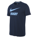 T-shirt Homme Marine 21-22 Racing 92 x Nike