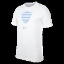 T-shirt Homme blanc Racing 92 x Nike