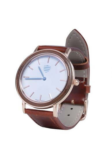 Montres Mou Premium Wen Marron Or