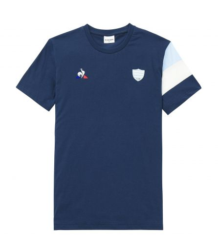RACING 92 Fanwear Tee MC Dress blue 17-18