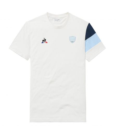 RACING 92 Fanwear Tee MC Marshmall 17-18