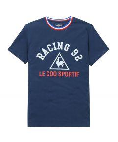 RACING 92 Tenue Logo Tee 2 MC Dress Blue 17-18