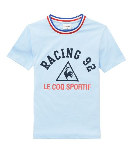 T-shirt Kid Tee MC blue 17-18