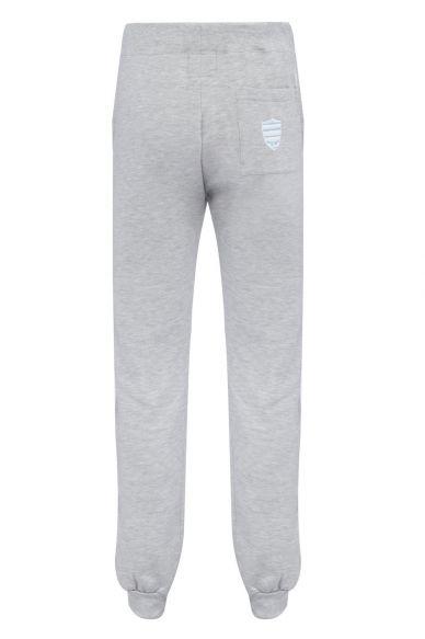 Xav Pantalon Molleton Gris