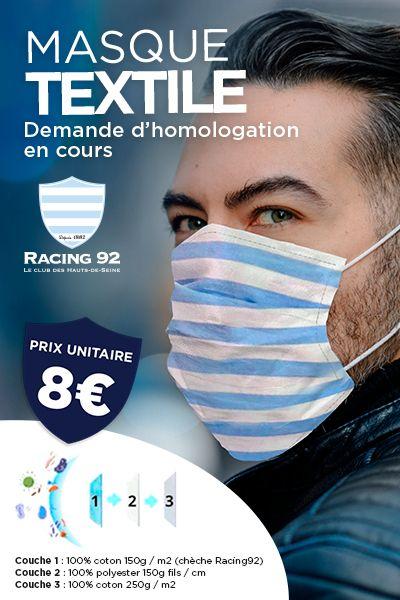 Masque Textile #2