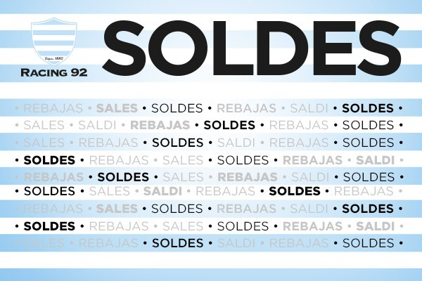 Training soldes